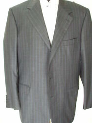 New Brioni Suit 100 Wool 46 Us 56 Eu Made In Italy Bri 7