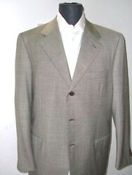 New Brioni Suit 100 Wool Size 42 Us 52 Eu Made In Italy Br5