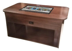 Arcade Machine Coffee Table with choice of FREE console