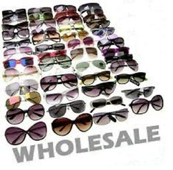 Sunglasses Glasses Wholesale buy 6 to 10000 Pair Assorted Styles Men women kid