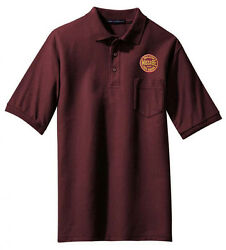 Duluth Missabe And Iron Range Railway Embroidered Polo [89]