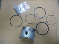 New Tecumseh Lauson Power Products 34508 Piston And Ring Assembly With 32004 Rings