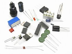 Lot Of 155 Voltronics Trimmer Variable Capacitor .6-5pf, A4m5, Shipsameday Y14