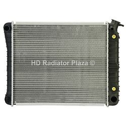 Radiator For 85-86 C/k 10 20 1500 2500 85-93 G Series Van 87 R/v V6 4.3 W/o Eoc