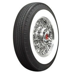 American Classic Whitewall Radial Bias Look 670r15 93s 2-3/4 Ww Qty Of 1