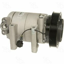 Four Seasons New York-Diesel Kiki-Zexel-Seltec DKV14G Compressor w Clutch 68466