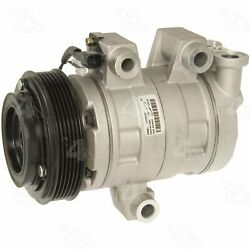 Four Seasons New York-Diesel Kiki-Zexel-Seltec DKS17D Compressor w Clutch 68661