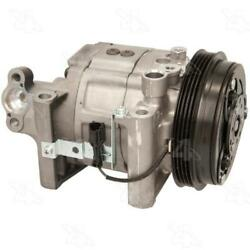Four Seasons New York-Diesel Kiki-Zexel-Seltec DKV14G Compressor w Clutch 68444