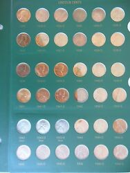 Wow Bu And Proof 1935-2007 Lincoln Wheat And Lincoln Memorial Cents Collection