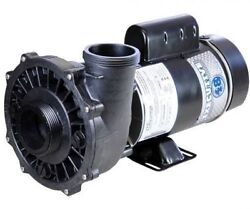 Waterway 3421221-1a, 3hp 230v 2-spd Spa Pump Side Discharge 48 Frame Executive