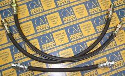 1936-1939 Buick Brake Hose Set   Complete Car   Front And Rear