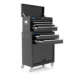 Sgs Mechanics 8 Drawer Tool Box Chest And Roller Cabinet