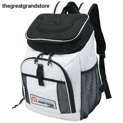 New! Igloo Marine Ultra Cooler Soft Backpack Insulated Ice Box Camping Travel