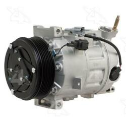 Four Seasons New York-Diesel Kiki-Zexel-Seltec DCS17E Compressor w Clutch 68674