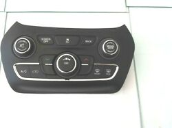 2014-2016 Jeep Cherokee Heater Control Lower Center Stack OEM 05091432AG