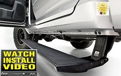 Amp-research Power Step Side Running Boards Plug And Play For 2009-14 Ford F-150