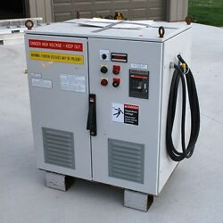 Motors And Controls International Variable Regenerative Dc Battery Charger - Used