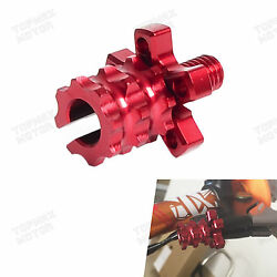 Universal Motocycle 8MM CNC Clutch Cable Adjuster for Honda $4.49