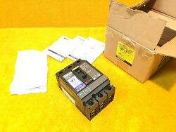***NEW*** SQUARE D HJ150 POWERPACT HJL36100SA 100 AMP 3-POLE 600 VOLT BREAKER