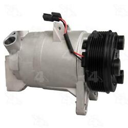 Four Seasons New York-Diesel Kiki-Zexel-Seltec DKS17D Compressor w Clutch 68671