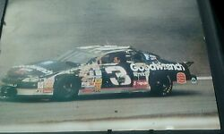 Picture Of Earnhardt Sr. In Wrecked Car