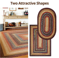 Peppercorn Braided Area Rug By Homespice Decor. Choose Your Shape And Size