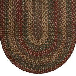 Josephand039s Coat Braided Area Rug--many Sizes 789jc. Colonial Braided Rugs