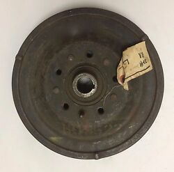 1939-1941 Desoto Right Rear Brake Hub And Drum Assembly For 7 Passenger Cars