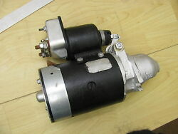 Military Jeep Starter- Overhauled- Unknownn- Doesnand039t Fit My Jeep