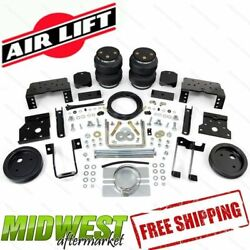 Air Lift Load Lifter 5000 Ultimate W| Jounce Bumper 11-16 Ford F250 F350 4wd