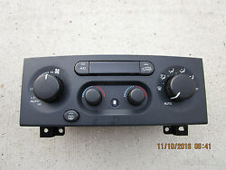 99- 03 JEEP GRAND CHEROKEE LIMITED LAREDO AC HEATER CLIMATE CONTROL P55116885AB