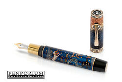 KRONE GALILEO LIMITED EDITION FOUNTAIN PEN MED