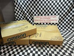 Omron Monitor Cable 2 Meter F309-vm F309vm Lot Of 3 Shipsameday