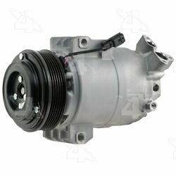 Four Seasons New York-Diesel Kiki-Zexel-Seltec DKS17D Compressor w Clutch 98465