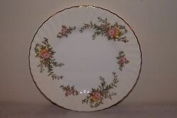Minton York Pattern 9 Luncheon Plate Discontinued Pattern