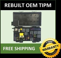 2008 - 2009 Chrysler Town And Country Oem Rebuilt Tipm Fuse Box 56049720