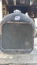 1918 /1919/1920 Six Cylinder Buick Radiator And Shell