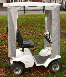 Single Seat Golf Buggy - All Weather Protection - Factory Reconditioned