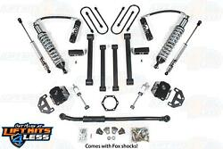 Bds Suspension 690f 3 Performance Coilover Lift Kit For 2003-13 Dodge 2500/3500