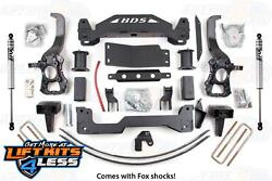 Bds Suspension 574h 6 Lift Kit For 2004-2008 Ford F-150 4wd Gas