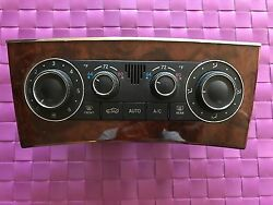 OEM MERCEDES 2038302985 W203 CLIMATE CONTROL PANEL HEATER C-CLASS 01 02 03 04 05