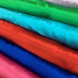 Silk Charmeuse Fabric 100 Silk 18mm Solid 44 Wide Sold By The Yard Many Colors