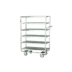 Lakeside 563 21-1/2wx54-1/2lx54-5/8h Stainless Steel Open Tray Truck
