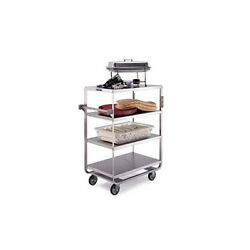 Lakeside 745 21-1/2wx38-1/2lx49-1/8h Stainless Steel Open Tray Truck
