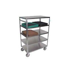 Lakeside 355 19-1/4wx32-1/8lx45-1/8h Stainless Steel Open Tray Truck