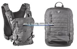 Tactical Men Baby Carrier Front Backpack Dad Daddy Father Infant Military Grade