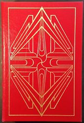 Vitals By Greg Bear, Easton Press Signed First Editions Of Science Fiction, Coa