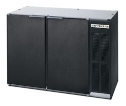 Beverage-air 12.4 Cuft 2-section Refrigerated Back Bar Storage Cabinet