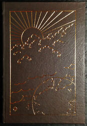 The Black Cloud By Fred Hoyle, Easton Press Masterpieces Of Science Fiction 1957