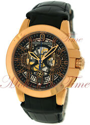 Harry Winston Ocean Project Z9 Rosegold Chronograph Automatic 44mm Oceach44rr001